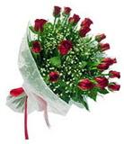 11 adet şahane gül buketi  İstanbul Kadıköy internetten çiçek satışı