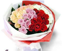 SEVENLERE ÖZEL 51 ADET GÜL  İstanbul Kadıköy internetten çiçek satışı