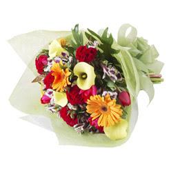 karisik mevsim buketi   İstanbul Kadıköy online çiçekçi , çiçek siparişi