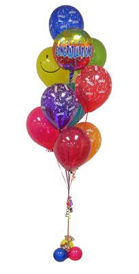 İstanbul Kadıköy çiçek gönderme sitemiz güvenlidir  Sevdiklerinize 17 adet uçan balon demeti yollayin.