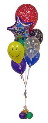 İstanbul Kadıköy çiçek , çiçekçi , çiçekçilik  Sevdiklerinize 17 adet uçan balon demeti yollayin.