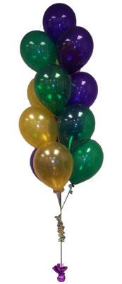 İstanbul Kadıköy ucuz çiçek gönder  Sevdiklerinize 17 adet uçan balon demeti yollayin.