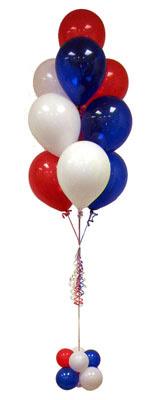 İstanbul Kadıköy hediye çiçek yolla  Sevdiklerinize 17 adet uçan balon demeti yollayin.