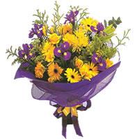 İstanbul Kadıköy çiçek gönderme sitemiz güvenlidir  Karisik mevsim demeti karisik çiçekler