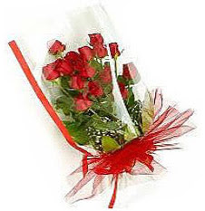13 adet kirmizi gül buketi sevilenlere  İstanbul Kadıköy çiçek siparişi vermek