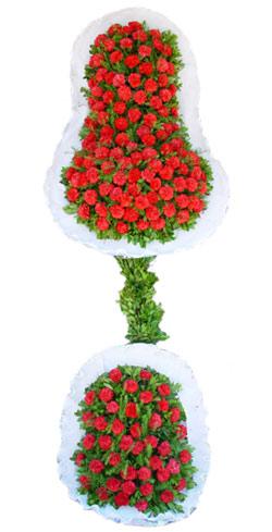 Dügün nikah açilis çiçekleri sepet modeli  İstanbul Kadıköy cicek , cicekci