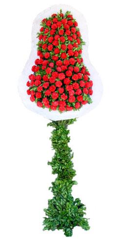 Dügün nikah açilis çiçekleri sepet modeli  İstanbul Kadıköy İnternetten çiçek siparişi