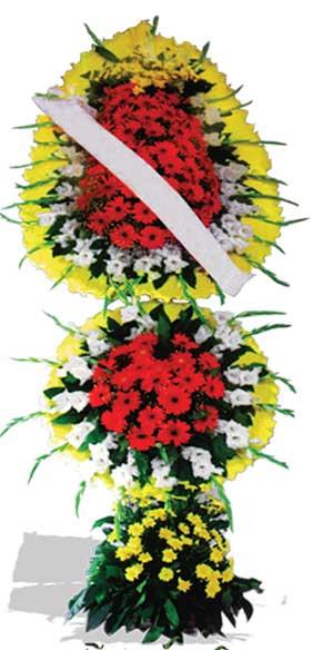 Dügün nikah açilis çiçekleri sepet modeli  İstanbul Kadıköy çiçek yolla