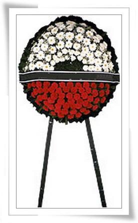 İstanbul Kadıköy uluslararası çiçek gönderme  cenaze çiçekleri modeli çiçek siparisi