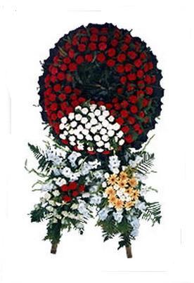 İstanbul Kadıköy internetten çiçek siparişi  cenaze çiçekleri modeli çiçek siparisi