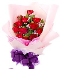 7 gülden kirmizi gül buketi sevenler alsin  İstanbul Kadıköy çiçek gönderme sitemiz güvenlidir