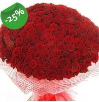 151 adet sevdiğime özel kırmızı gül buketi  İstanbul Kadıköy çiçek siparişi sitesi