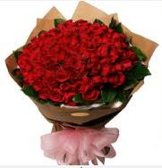 101 kırmızı gül buketi 1 günlüğüne indirimde  İstanbul Kadıköy çiçekçiler
