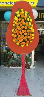 Tek katlı düğün nikah açılış çiçeği  İstanbul Kadıköy çiçek siparişi vermek