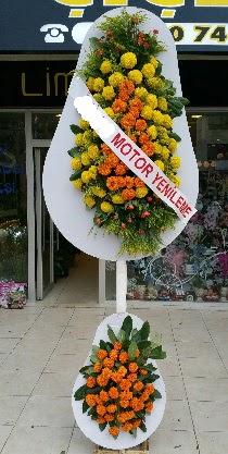 Çift katlı düğün Nikah İşyeri Açılış çiçek  İstanbul Kadıköy online çiçek gönderme sipariş