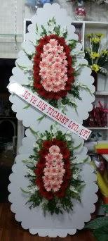 Çift katlı düğün nikah açılış çiçeği  İstanbul Kadıköy çiçek gönderme sitemiz güvenlidir
