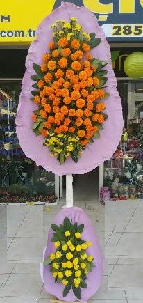 İstanbul Kadıköy cicek , cicekci  Çift katlı düğün nikah çiçeği