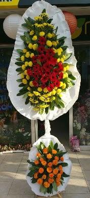 Çift katlı düğün açılış çiçek modeli  İstanbul Kadıköy cicek , cicekci