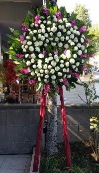 İstanbul Kadıköy internetten çiçek siparişi  Cenaze Çelengi  İstanbul Kadıköy çiçek siparişi sitesi