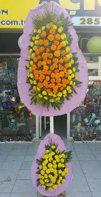 İstanbul Kadıköy cicekciler , cicek siparisi  Düğün nikah açılış çiftli çiçeği