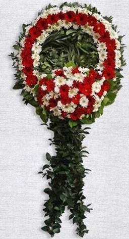 Cenaze çiçeği çiçek modeli  İstanbul Kadıköy internetten çiçek satışı