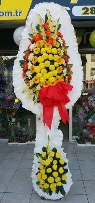 Çift katlı düğün nikah açılış çiçeği  İstanbul Kadıköy güvenli kaliteli hızlı çiçek