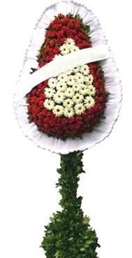 Çift katlı düğün nikah açılış çiçek modeli  İstanbul Kadıköy İnternetten çiçek siparişi