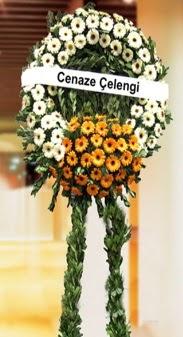 Cenaze çelenk modelleri  İstanbul Kadıköy İnternetten çiçek siparişi