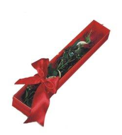 İstanbul Kadıköy çiçek online çiçek siparişi  tek kutu gül sade ve sik