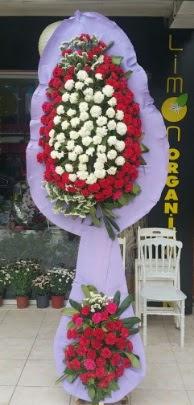 Çift katlı işyeri açılış çiçek modeli  İstanbul Kadıköy ucuz çiçek gönder