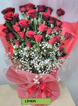 Kız isteme buket çiçeği 33 kırmızı gül  İstanbul Kadıköy çiçek , çiçekçi , çiçekçilik