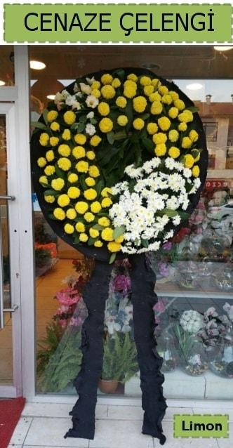 Cenaze çiçeği çelengi modelleri  İstanbul Kadıköy çiçek satışı