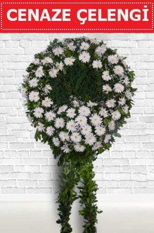 Cenaze Çelengi cenaze çiçeği  İstanbul Kadıköy çiçek yolla
