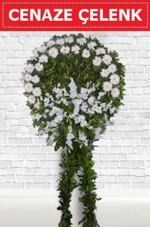 Cenaze Çelenk cenaze çiçeği  İstanbul Kadıköy çiçek satışı