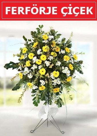 Ferförje çiçeği modeli  İstanbul Kadıköy çiçek gönderme sitemiz güvenlidir
