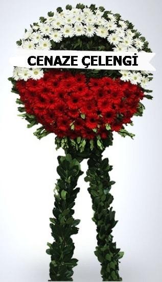 Cenaze çiçeği cenazeye çiçek modeli  İstanbul Kadıköy çiçek gönderme